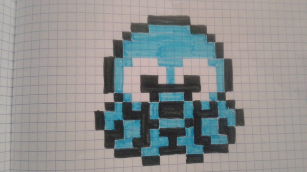 Pixel Art Page 29