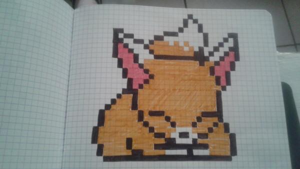 pixel art trop chou