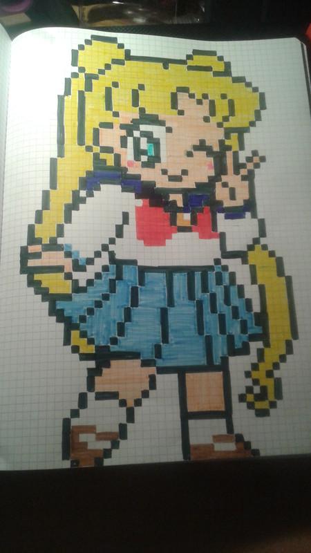 Pixel Art Page 24