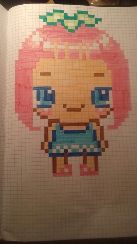 Pixel Art Page 25