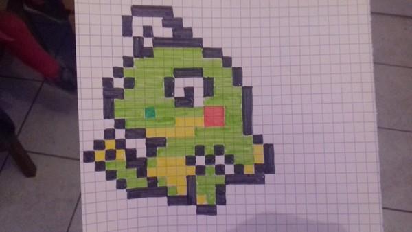 Pixel Art Noel Cadeau.Pixel Art Page 6