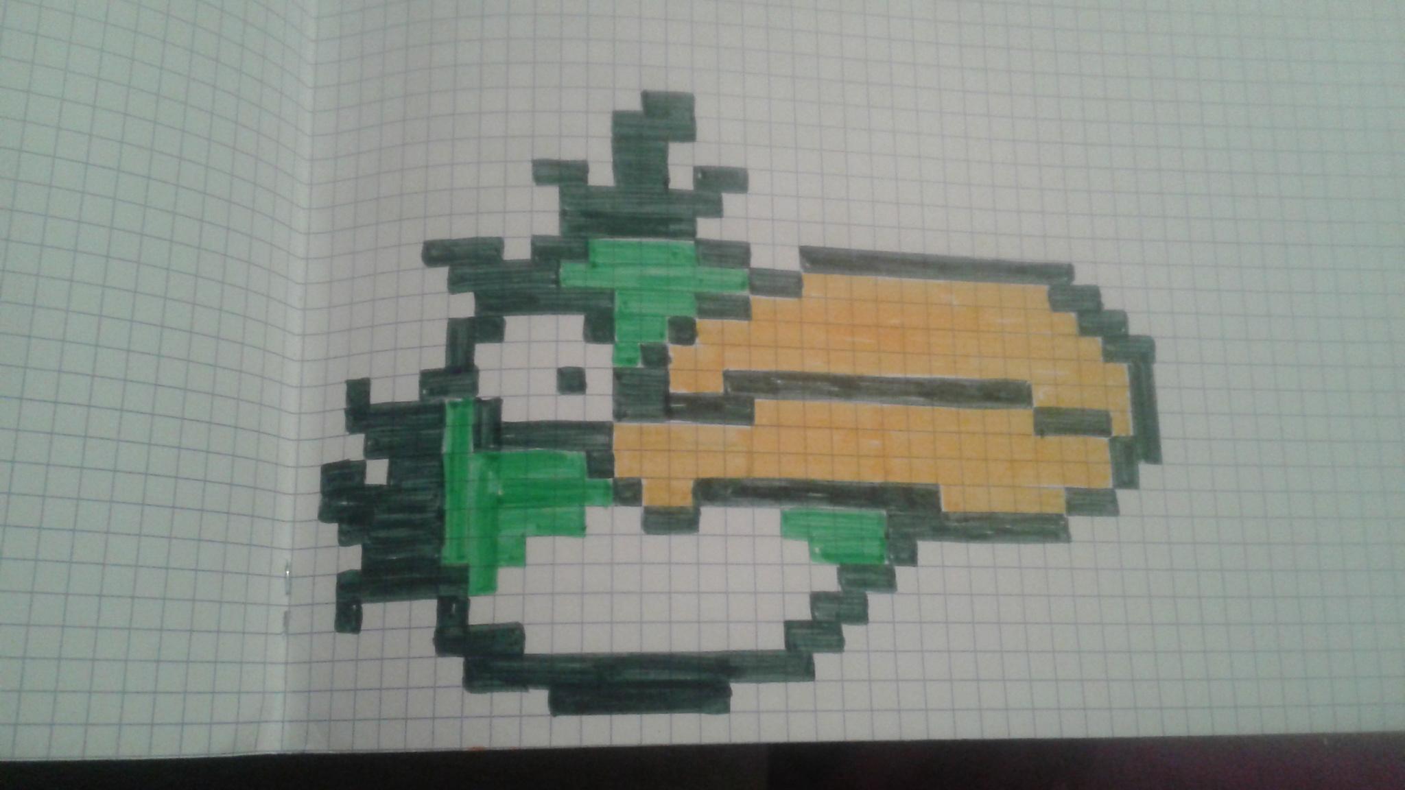 Pixel Art Page 23
