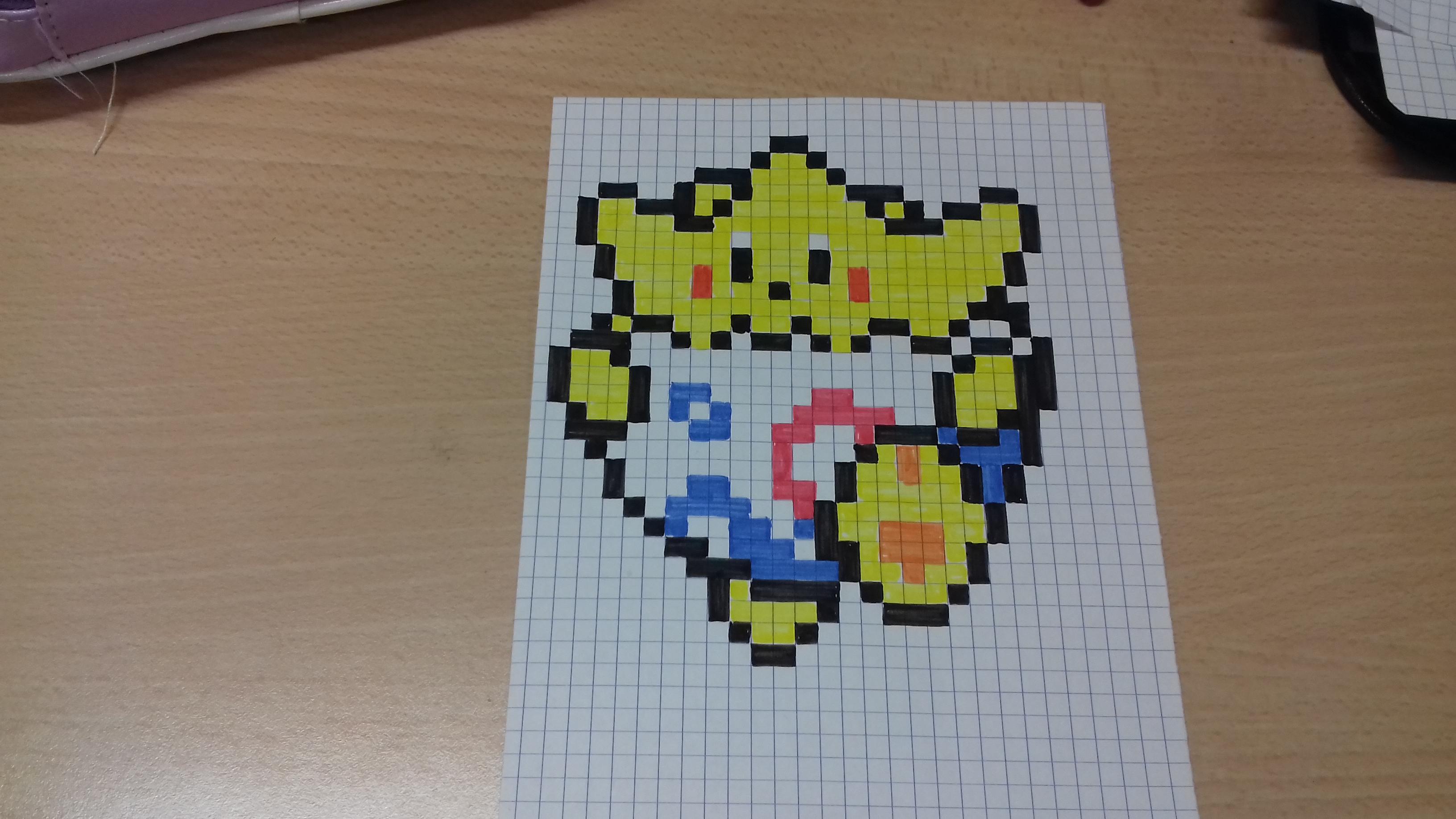 Pixel Art Page 6