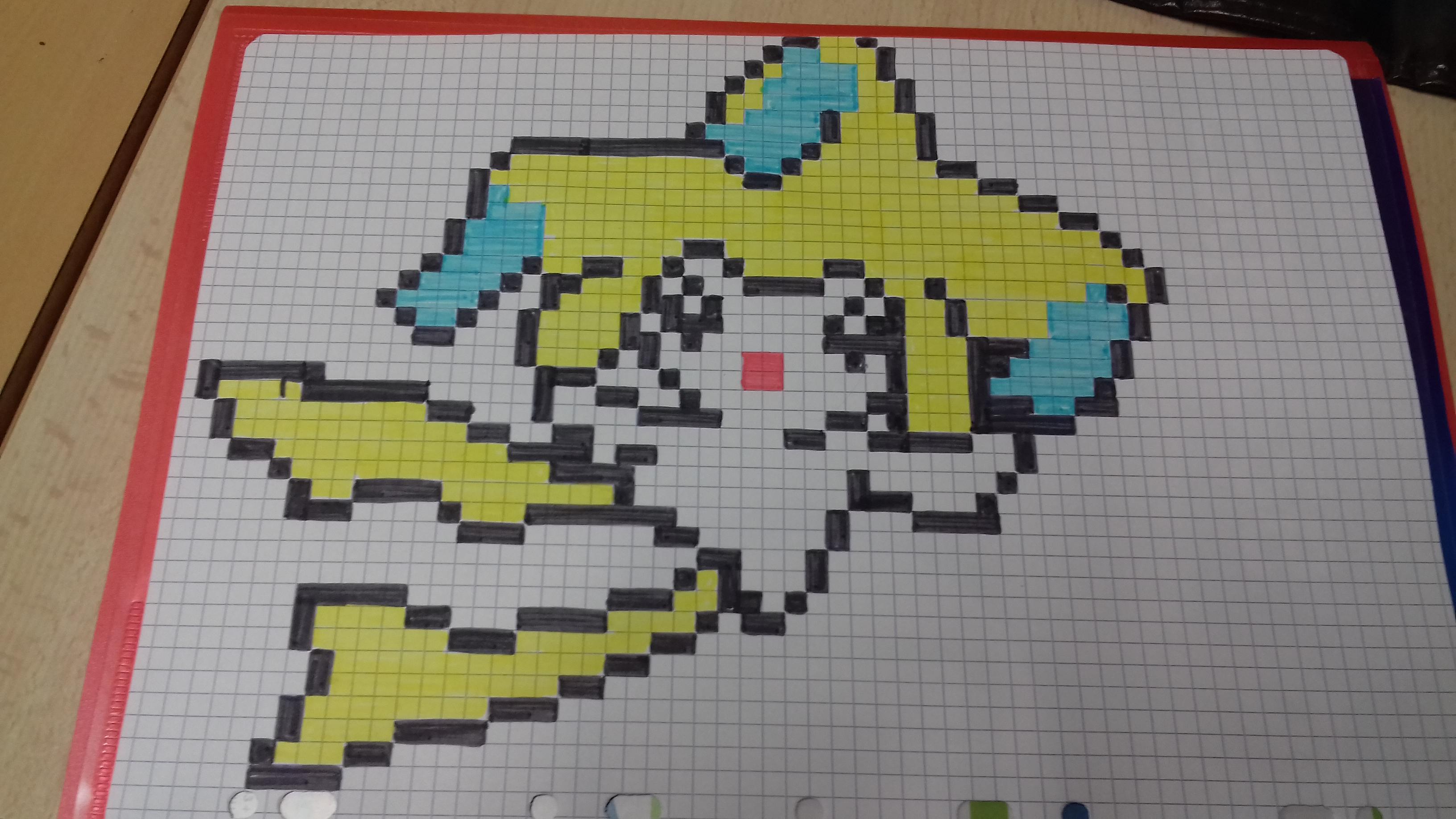 Pixel Art Page 10