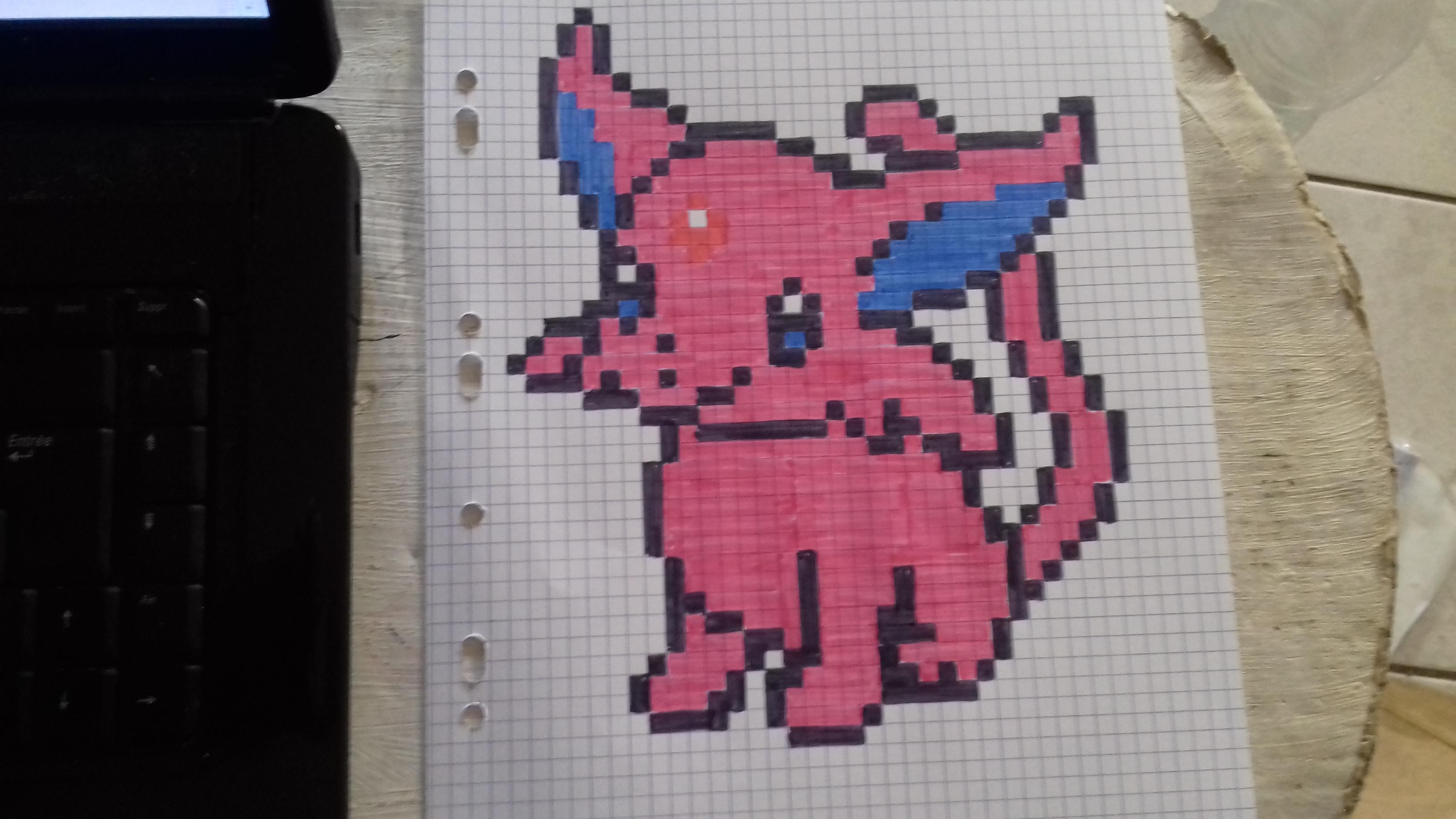 Pixel Art Page 13