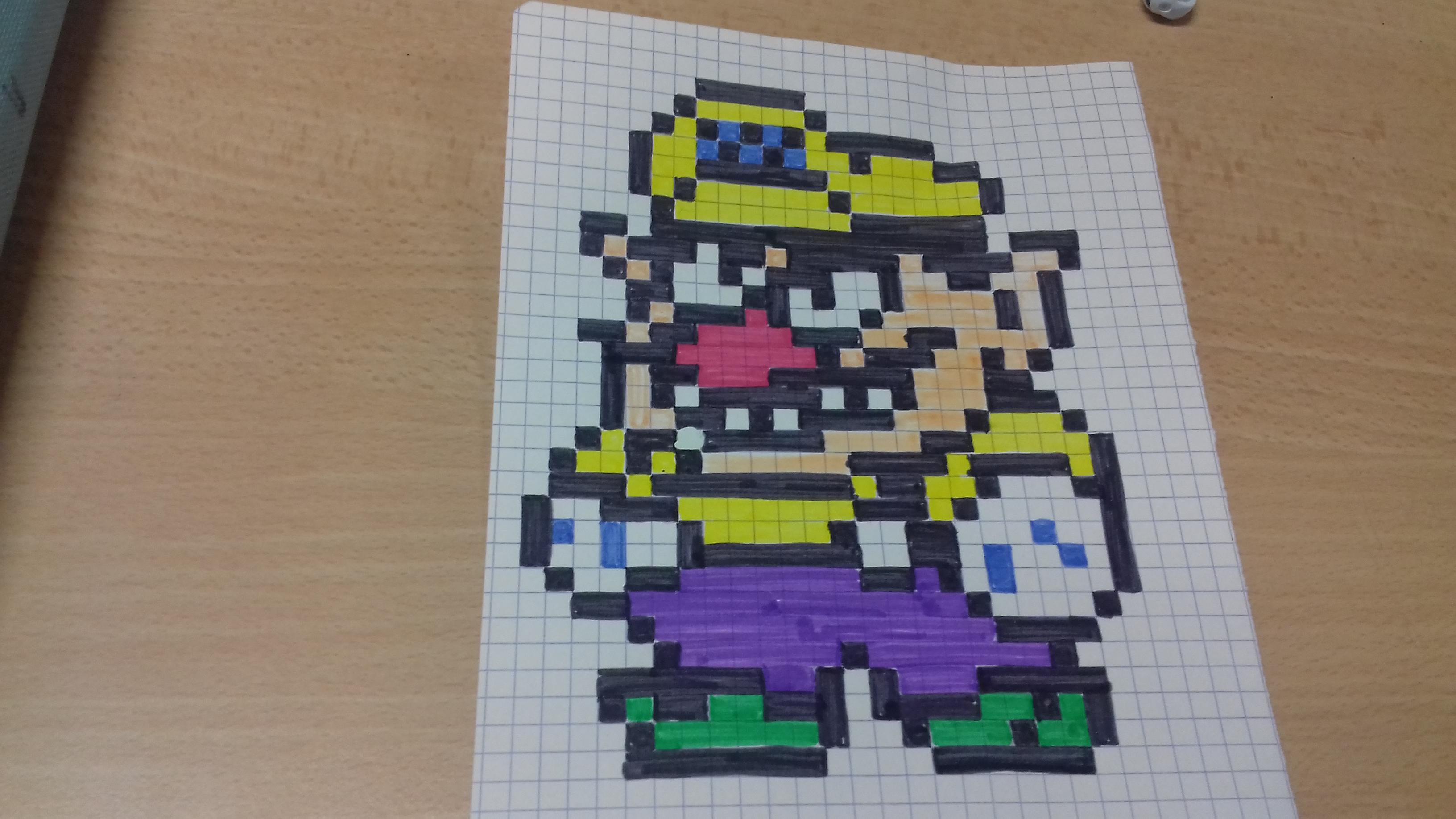 Pixel Art Page 9