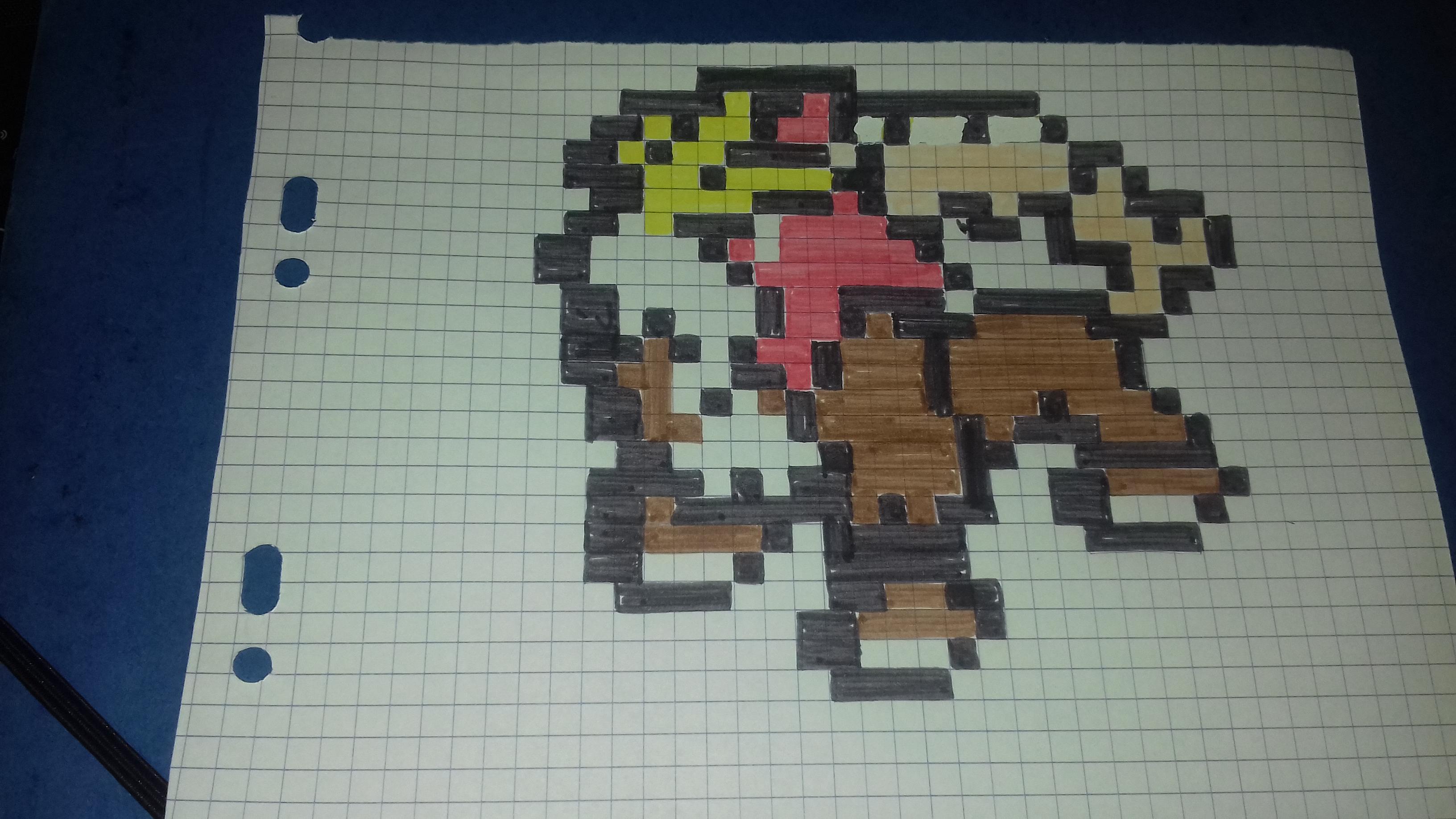 Pixel Art Page 5