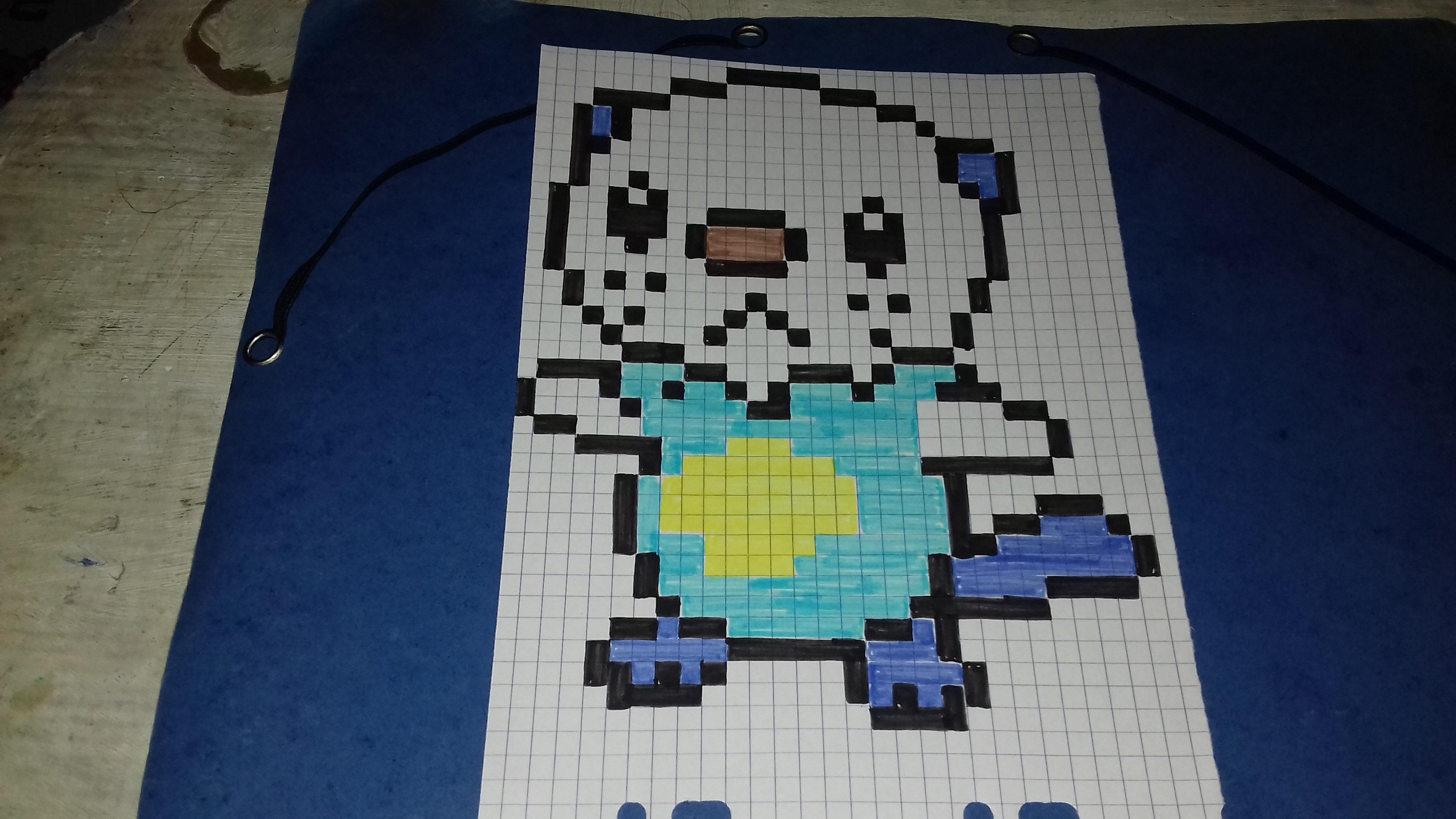 Pixel Art Page 7