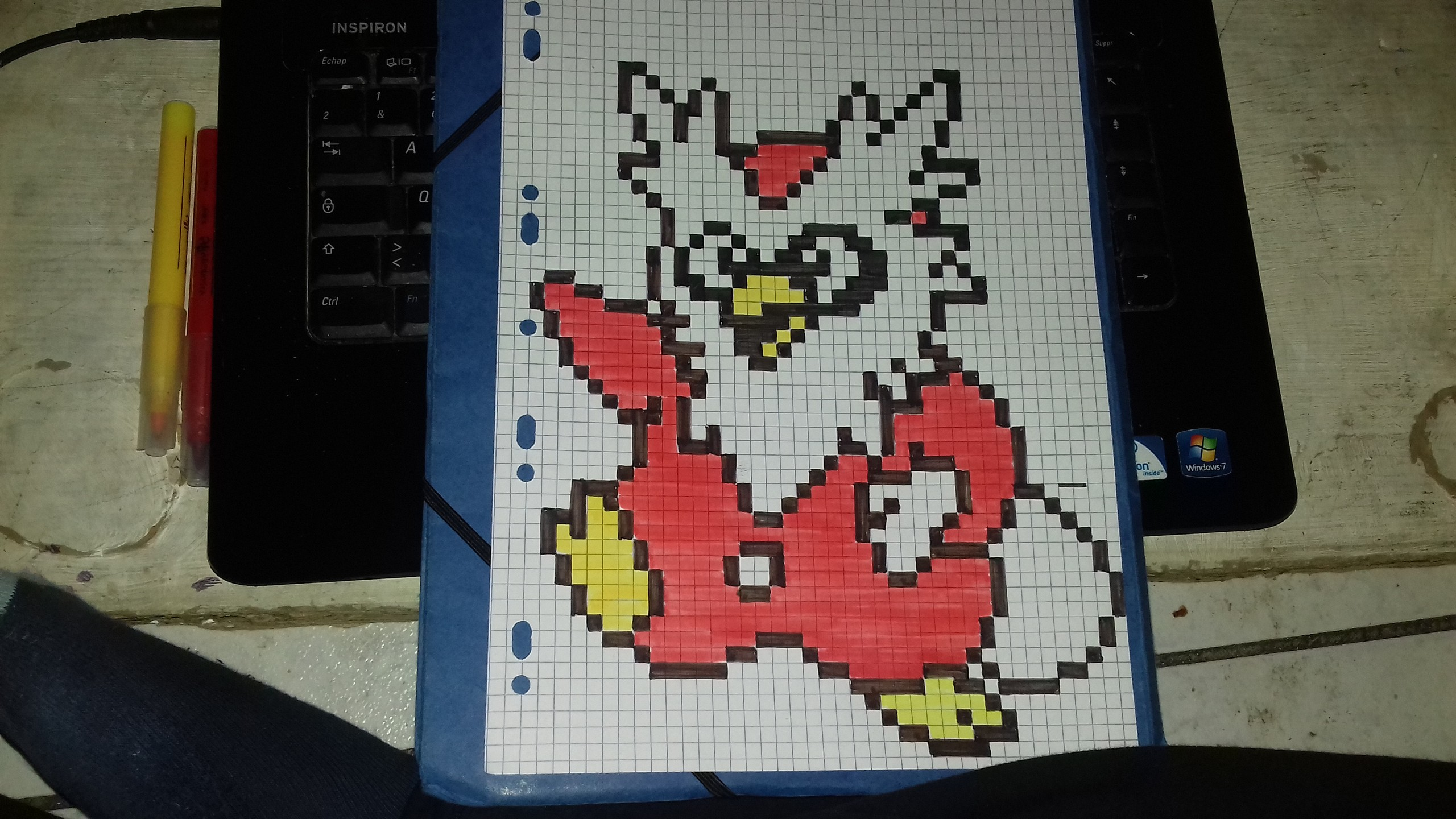 Pixel Art Page 4