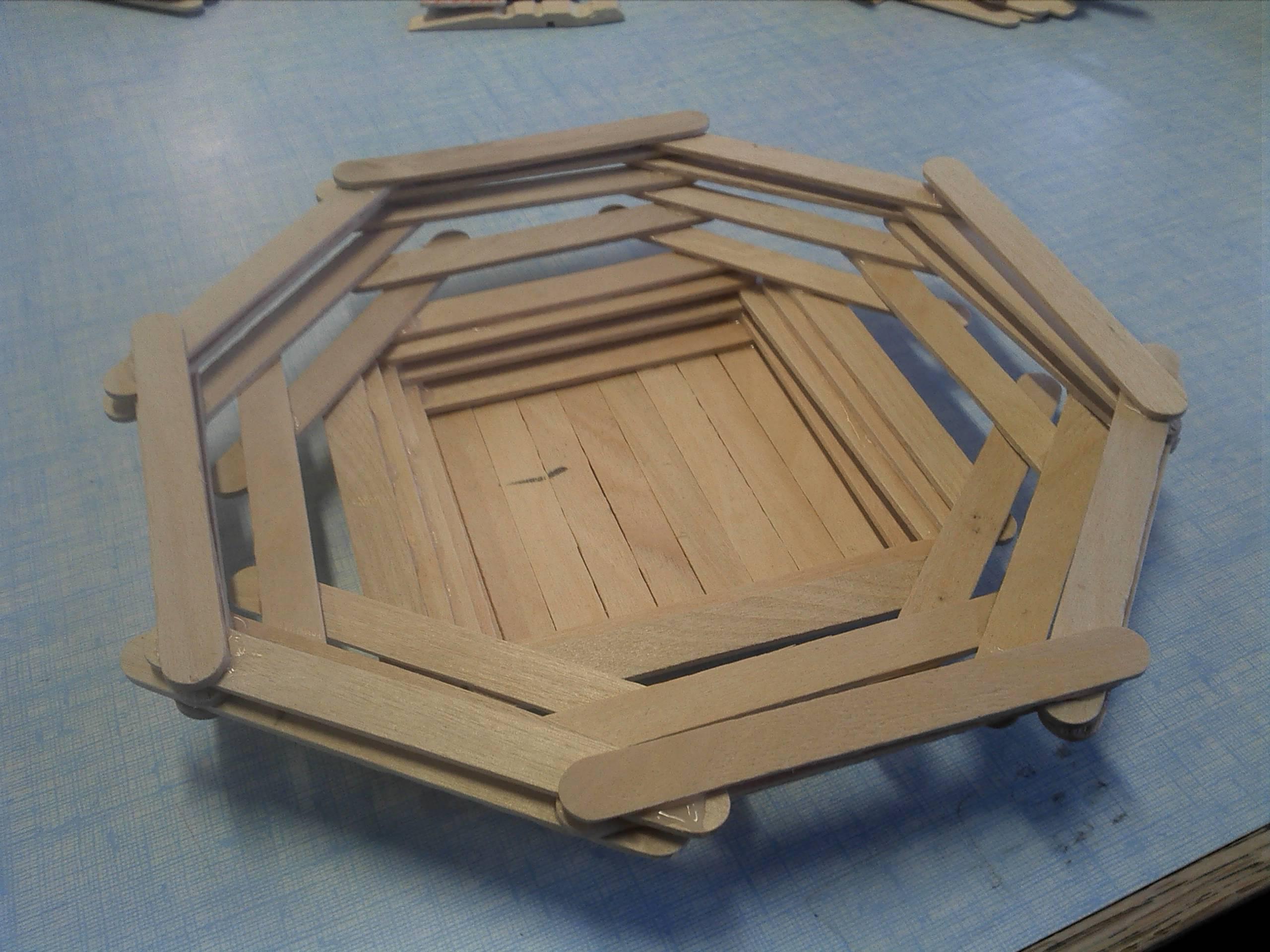 bricolage batonnets de glace. Black Bedroom Furniture Sets. Home Design Ideas